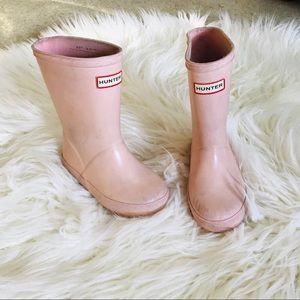 Hunter Girls Boots